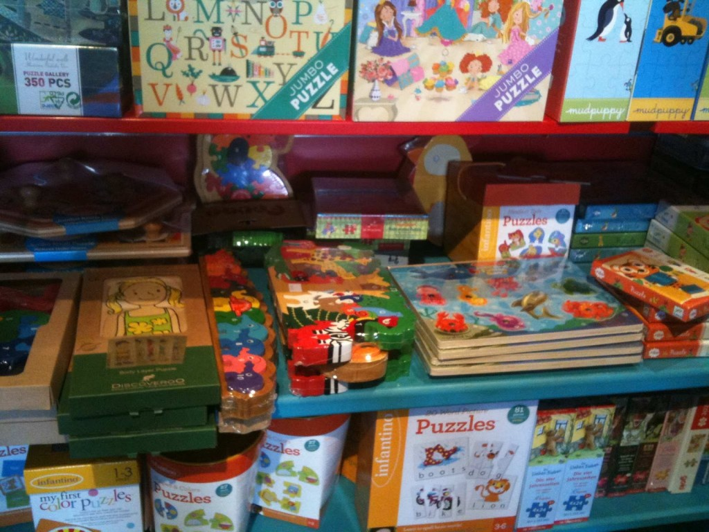 A Grandparent's Guide To Choosing Age Appropriate Toys